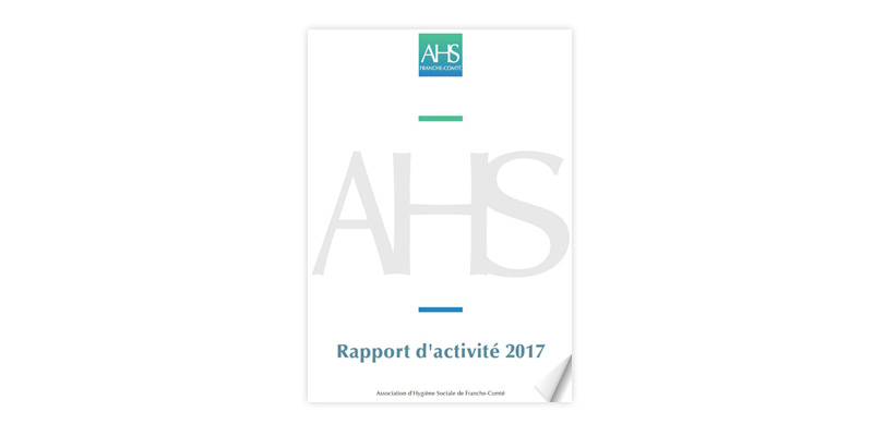 AHSFC : rapport d'activité 2017
