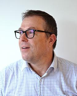 Patrice, Directeur technique