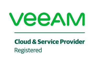 VeeAM Cloud and Service Provider Registered