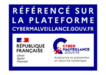 Prestataire référencé sur Cybermalveillance.gouv.fr : assistance et prévention du risque numérique