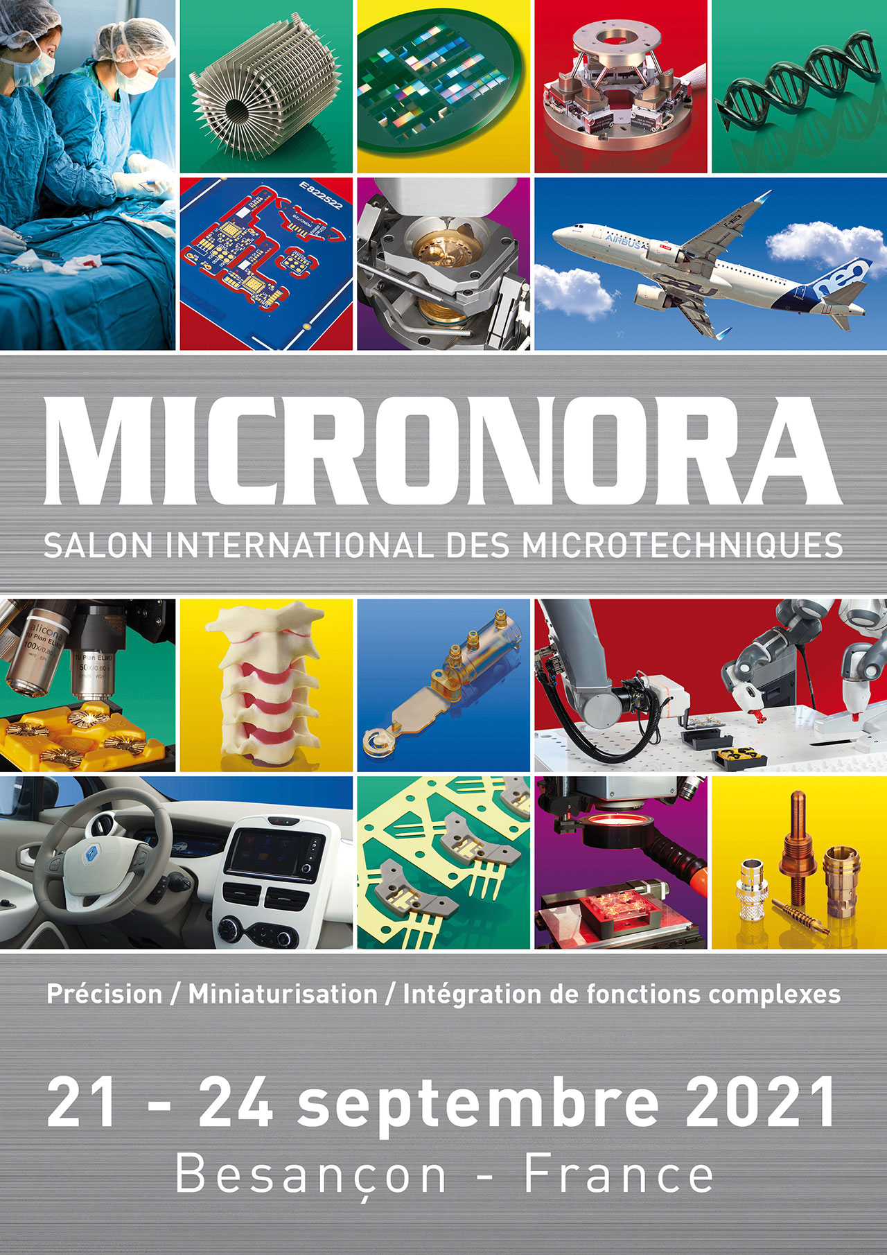 Report du salon Micronora