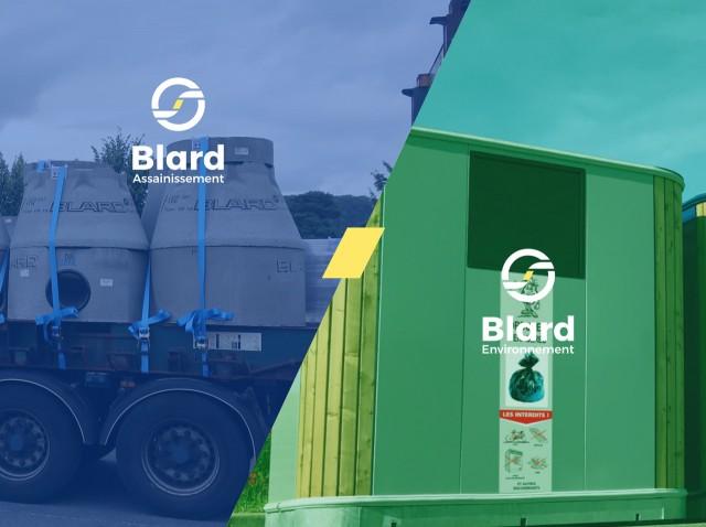 Refonte des sites web de Blard