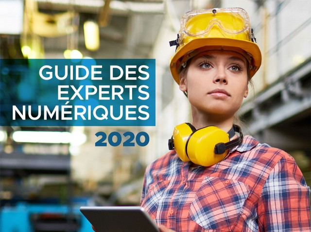 Guide des Experts du Numérique - Edition 2020