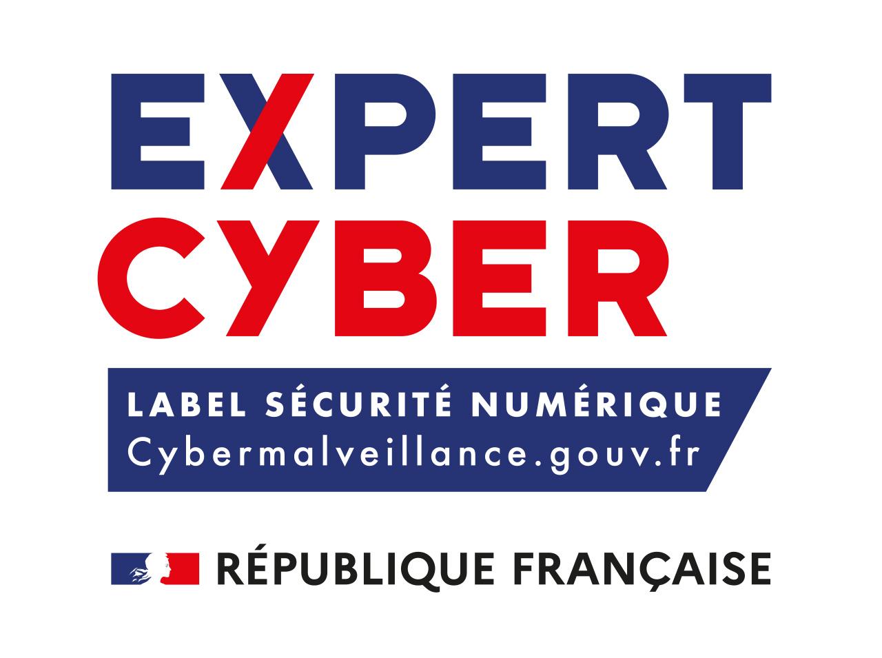 fcnet a obtenu le label ExpertCyber