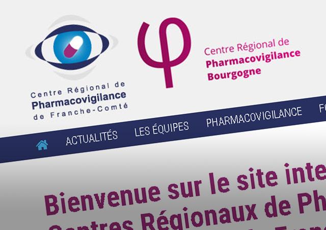Refonte du site web CRPV de Bourgogne et de Franche-Comté